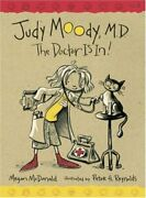 Judy Moody, M.d. Book 5 The Doctor Is In By Megan Mcdonald