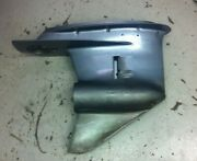 Clean Used Yamaha Stern Drive Lower Unit Housing No Gears