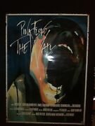 Pink Floyd The Wall Super Rare Variant Movie Poster Large Format 4andtimes6 Ft.