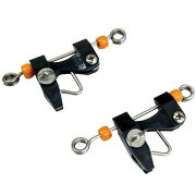 Tigress 18400642 Outrigger Release Clips - Pair