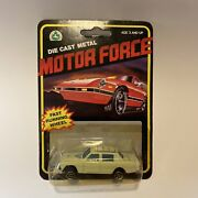 Summer Motor Force Volvo 164e Diecast Metal Car No. S691 165 Scale Brand New