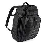 Tactical Backpack ' Rush 72 2.0 ' Military Molle Pack, Ccw And 55l Black