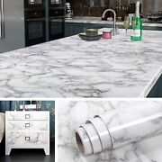 Livelynine 36 X 197 Inch Wide Contact Paper For Countertops Desk Cover Table Top