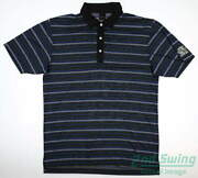 New W/ Logo Mens Dunning Polo Large L Multi Msrp 80 D7f16k234