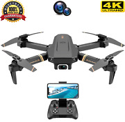 4k Hd Dual Camera Rc Drone Real-time Wifi Fpv Quadcopter V4 Series Free Shipping
