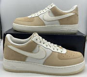 Nike Air Force 1 Low And03907 Lv8 Desert Ore/sail-light Cream Ao2425-200 Mens Size 15