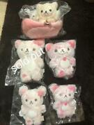 Rilakma Korilakma Cherry Blossom Series Plush Doll Set Sold-out Products