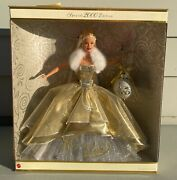Barbie Special Edition Happy Holidays 2000 Unopened Mattel Mint Ornament