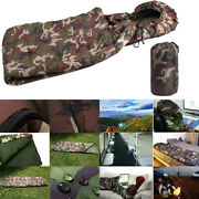 Sleeping Bag Adults And Kids Warm Waterproof Camping Hiking Outdoor And Indoor Use