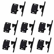 Cabinet Door Latch Drawer Rv Latches Pull Force Holder Camper Motorhome 8 Pack