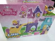 Fisher Price Little People Disney Princess Town Square New Last One