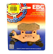 Ebc Brake Pads Front Left Fits Can Am Can-am 2013 13 Maverick 1000 Fa165r