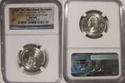 2019 W Guam War In The Pacific Np Quarter 25c Ngc Ms 68 West Point