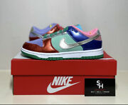 Nike Dunk Low Sunset Pulse Womenandrsquos Size 6.5w/5m 100 Authentic Confirmed Order
