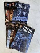 The Incal Issues 3-12 2001-02