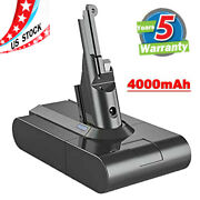 V8 For Dyson 21.6v 4.0ah Battery Animal Absolute Handheld Vacuum Cleaners Sv10