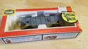 Lot10 Ho Scale Train Car In Box Vintage Life Like Cando Covered Hoppers