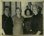 1965 Press Photo Officers Of The National Association Of Women Lawyers