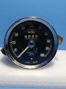 Mg Smith Speedometer [sn6142/00] For Early Mg Midget Sprite Refurbished