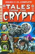 Tales Of The Crypt Annual 5 Comic Book 1992 - Ec Vintage Horror Issues 21-25
