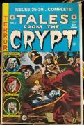 Tales Of The Crypt Annual 6 Comic Book 1992 - Ec Vintage Horror Issues 26-30