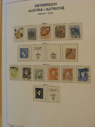 Lot 19405 Stamp Collection Austria 1850-1982.