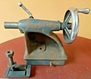 Atlas Sears Craftsman 9andrdquo Wood Lathe Tail Stock Tailstock L2 5a 2 - 6a