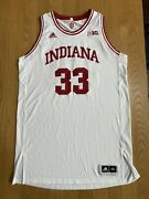 Adidas Indiana Hoosiers Big Ten Player Issued Authentic Basketball Jersey 12-13
