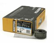 Bostitch C3r90bdss Coil Framing Nail 1-1/4 Stainless Steel
