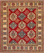 Vintage Hand-knotted Carpet 8and0392 X 9and03910 Traditional Oriental Wool Area Rug