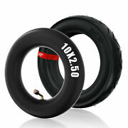 Heavy Duty 10x2.50 Tire And Inner Tube Electric Scooter Balance Drive Bicycle Atv