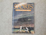 Sports Illustrated Magazine First Edition W/1954 Topps Baseball Cards Original