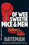 Of Wee Sweetie Mice And Men By Bateman English Paperback Book Free Shipping