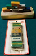 12 Vintage N Scale Steven Internstional Shipping Containers Made Germany