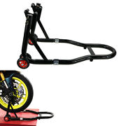 Aftermarket Fit For Kawasaki Klr650/klx250s Front Wheel Raise Frame Lift Stand