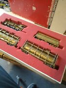 Southern Pacific Fire Train-westside Model Company-estate Item-free Shipping