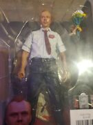 Shaun Of The Dead Action Figure From Neca Cult Classics Series 4 Reel Toys