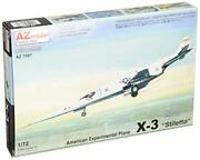 Az Model 1/72 The United States Air Force Douglas X-3 Stiletto Sup... From Japan