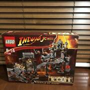 Lego Indiana Jones The Temple Of Doom 7199 In 2009 New Sealed Retired