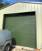 Storage Units Insulated Shutter Door 95mm Plastisol Various Sizes Available
