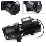 1 Hp Commercial Self-priming Well Jet Pump For Agricultural 750w 3420rpm 12.5gpm