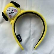 Bt21 Baby Catsuit Hair Accessories Plush Doll Chimmy Limited Japan Shop