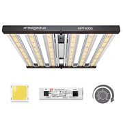 Hyphotonflux Hpf4000 Led Grow Lights With 1224pcs Samsung Lm301b Diodesandmeanwell