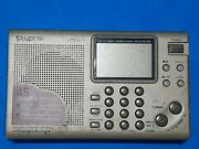 Sangean Ats 404 Shortwave Fmm Am Fully Working Receiver Radio Used Condition