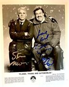 Planes Trains And Automobiles Original Photo Signed By Steve Martin John Candy