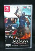 Ninja Gaiden Master Collection Nintendo Switch Physical Ver / English Cover