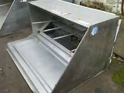 69 Used Hood Grease Type L Commercial Restaurant Kitchen Exhaust Box Style 7and039
