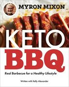 Myron Mixon Keto Bbq Real Barbecue For A Healthy Lifestyle [new Book] Paperb