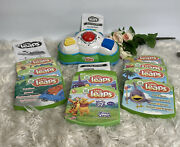 Leap Frog Baby Little Leaps Grow With Me Learning System 10 Games