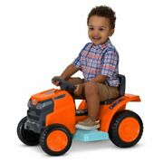 Mow And Go Lawn Mower Toy, 6-volt Ride-on Toy By Kid Trax, Ages 18 - 30 Months, Or